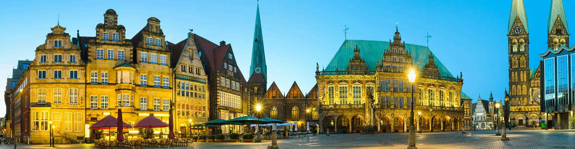 Bremen – Apartamentos em Bremen. Mapas para Bremen, Fotos e Avaliações para cada Apartamento em Bremen.