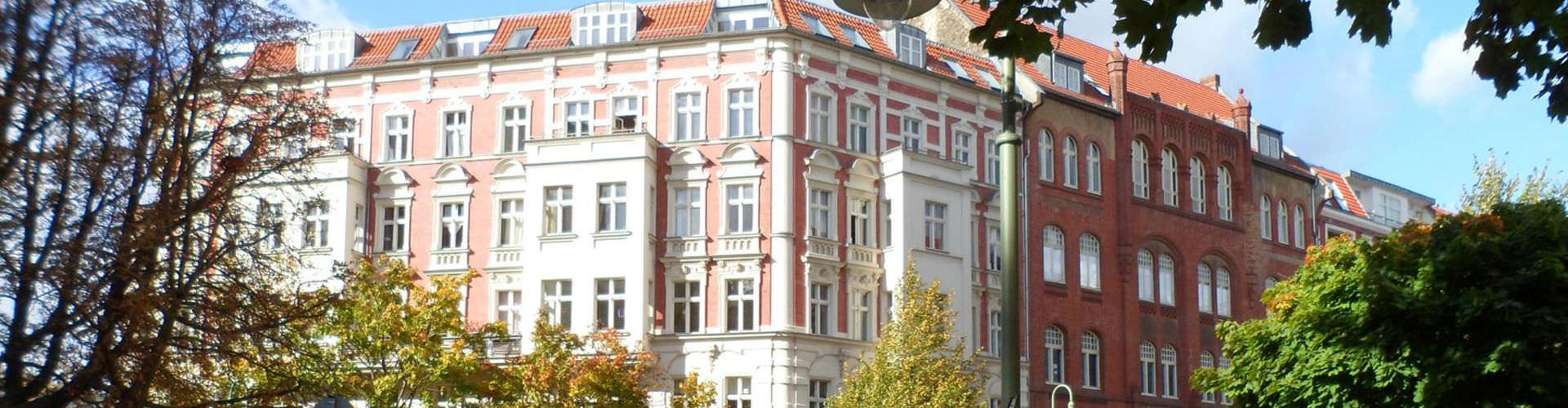 Berlim – Albergues no bairro de Prenzlauer Berg . Mapas para Berlim, Fotos e Avaliações para cada Albergue em Berlim.