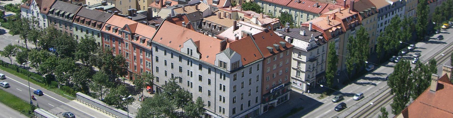 Munique – Albergues no bairro de oestFinal . Mapas para Munique, Fotos e Avaliações para cada Albergue em Munique.