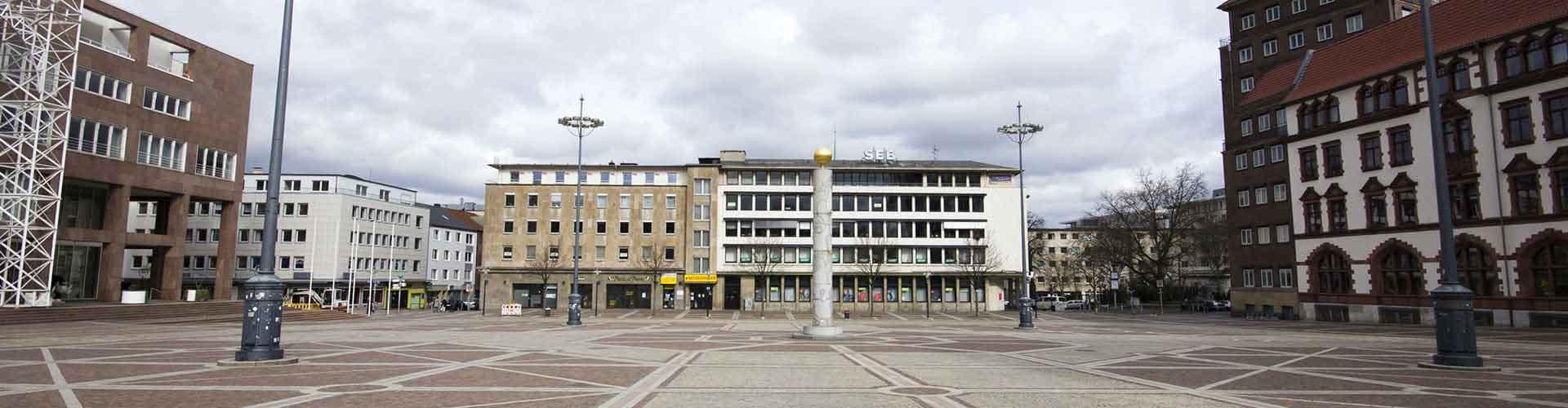 Dortmund – Albergues em Dortmund. Mapas para Dortmund, Fotos e Avaliações para cada Albergue em Dortmund.
