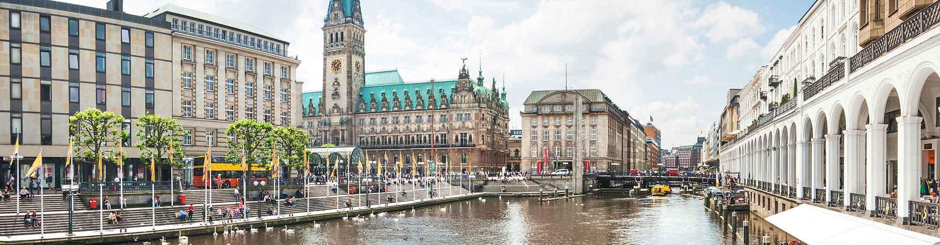 Hamburgo – Albergues em Hamburgo. Mapas para Hamburgo, Fotos e Avaliações para cada Albergue em Hamburgo.