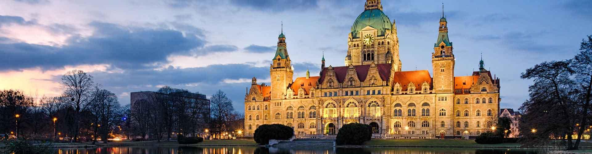 Hannover – Apartamentos em Hannover. Mapas para Hannover, Fotos e Avaliações para cada Apartamento em Hannover.