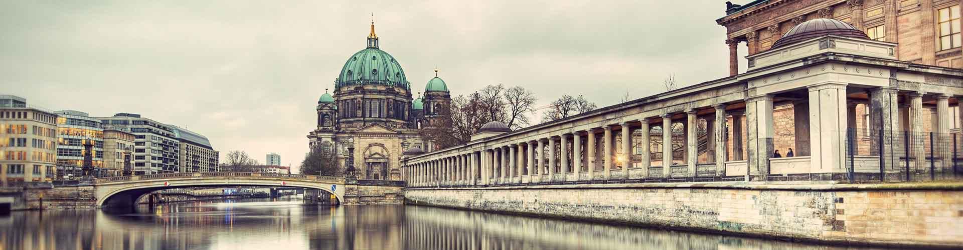 Berlim – Albergues próximos a Berliner Dom. Mapas para Berlim, Fotos e Avaliações para cada Albergue em Berlim.