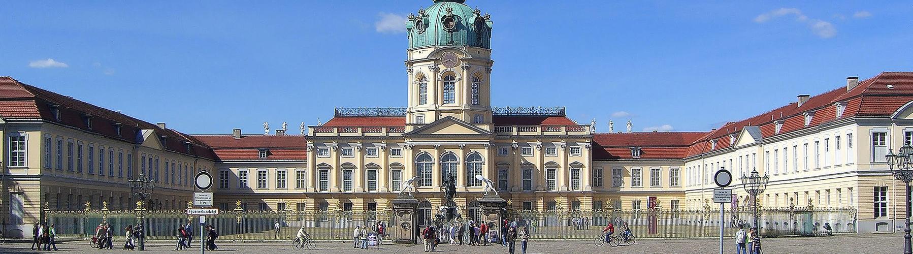 Berlim – Albergues próximos a Schloss Charlottenburg. Mapas para Berlim, Fotos e Avaliações para cada Albergue em Berlim.
