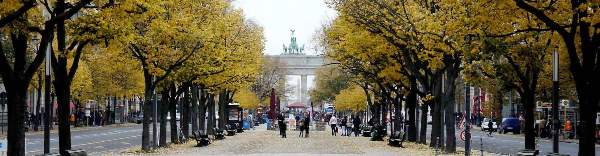 Berlim – Albergues próximos a Unter den Linden. Mapas para Berlim, Fotos e Avaliações para cada Albergue em Berlim.