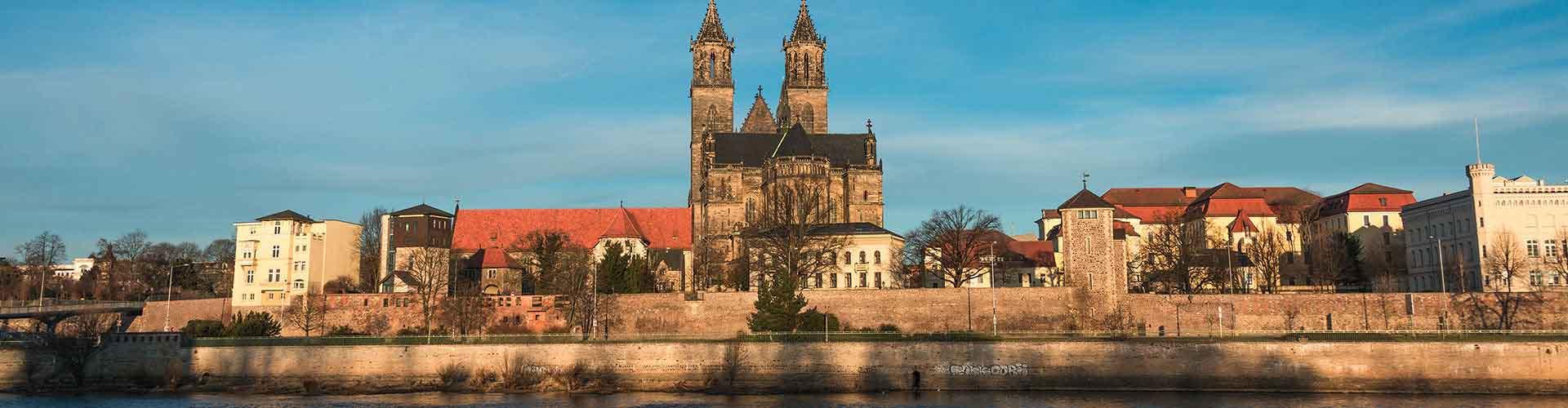Magdeburg – Albergues em Magdeburg. Mapas para Magdeburg, Fotos e Avaliações para cada Albergue em Magdeburg.