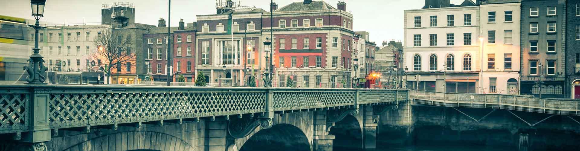 Dublin – Albergues em Dublin. Mapas para Dublin, Fotos e Avaliações para cada Albergue em Dublin.