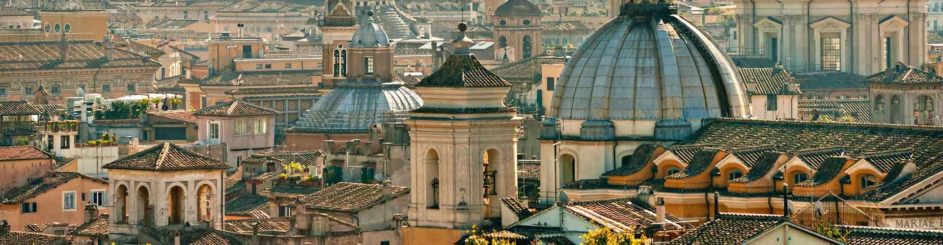 Roma – Albergues no bairro de Cidade Velha . Mapas para Roma, Fotos e Avaliações para cada Albergue em Roma.