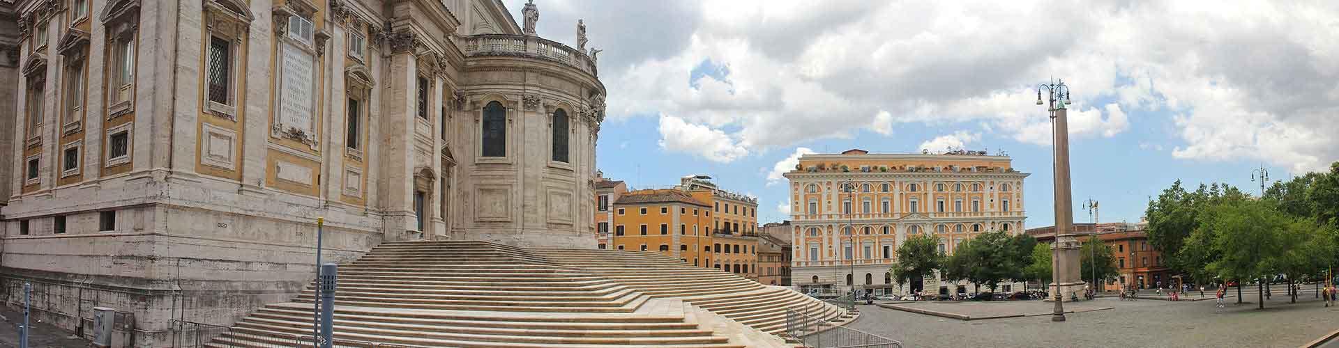 Roma – Albergues no bairro de Esquilino . Mapas para Roma, Fotos e Avaliações para cada Albergue em Roma.