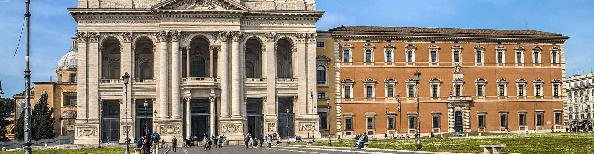 Roma – Albergues no bairro de San Giovanni . Mapas para Roma, Fotos e Avaliações para cada Albergue em Roma.