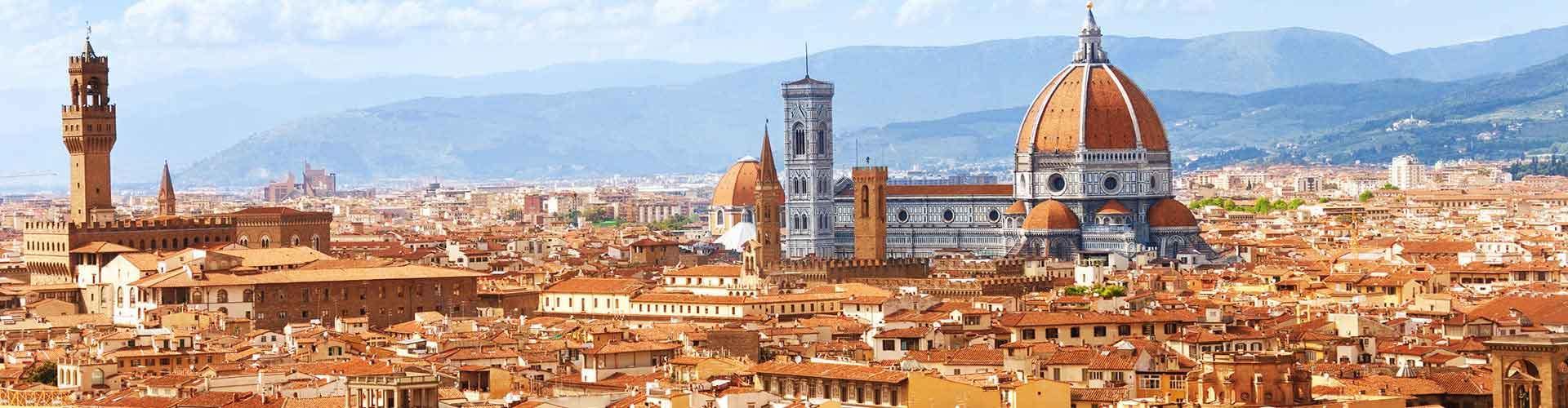 Florence – Albergues em Florence. Mapas para Florence, Fotos e Avaliações para cada Albergue em Florence.