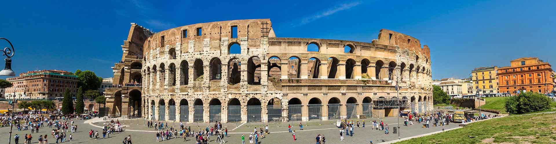 Roma – Albergues próximos a Coliseu. Mapas para Roma, Fotos e Avaliações para cada Albergue em Roma.