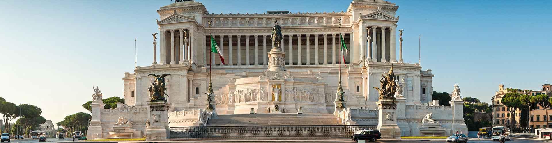 Roma – Albergues próximos a Monumento a Vittorio Emanuele II. Mapas para Roma, Fotos e Avaliações para cada Albergue em Roma.