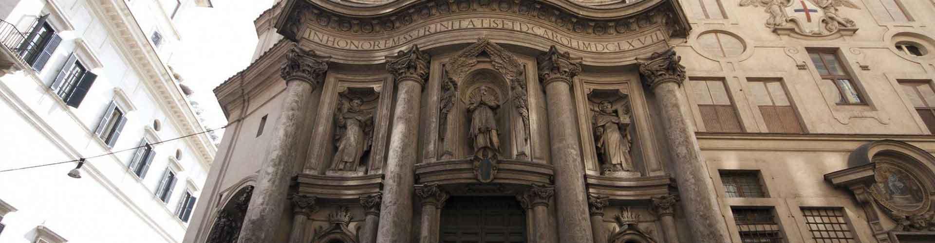 Roma – Albergues próximos a San Carlo alle Quattro Fontane. Mapas para Roma, Fotos e Avaliações para cada Albergue em Roma.