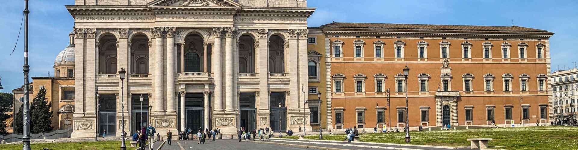 Roma – Albergues próximos a San Giovanni in Laterano. Mapas para Roma, Fotos e Avaliações para cada Albergue em Roma.