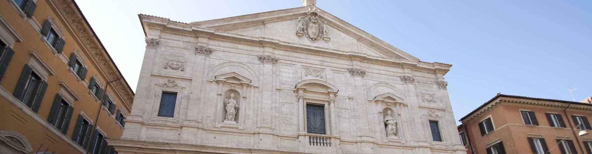 Roma – Albergues próximos a San Luigi dei Francesi. Mapas para Roma, Fotos e Avaliações para cada Albergue em Roma.