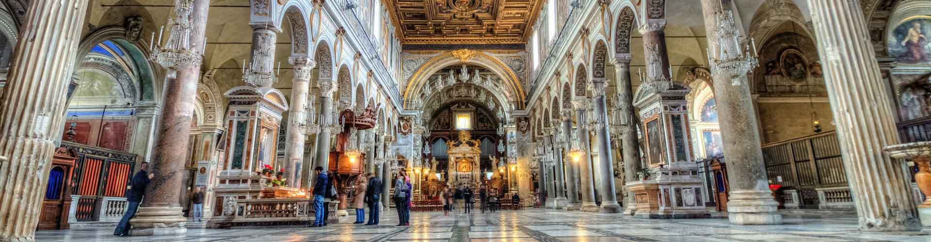 Roma – Albergues próximos a Santa Maria in Aracoeli. Mapas para Roma, Fotos e Avaliações para cada Albergue em Roma.
