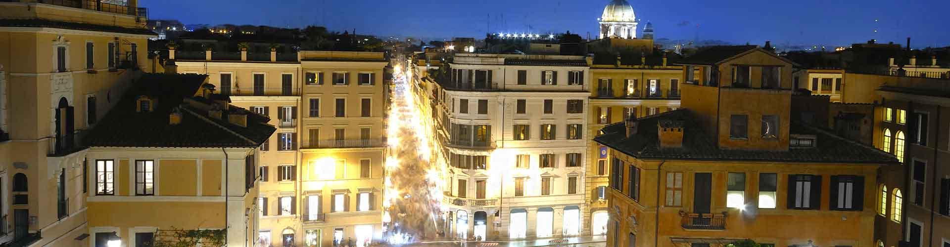 Roma – Albergues próximos a Via Condotti. Mapas para Roma, Fotos e Avaliações para cada Albergue em Roma.