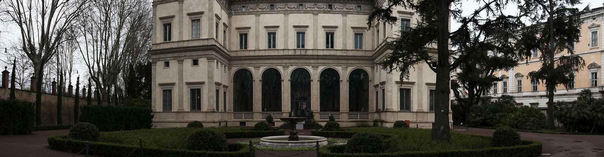 Roma – Albergues próximos a Villa Farnesina. Mapas para Roma, Fotos e Avaliações para cada Albergue em Roma.