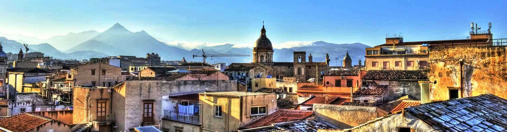 Palermo – Albergues em Palermo. Mapas para Palermo, Fotos e Avaliações para cada Albergue em Palermo.