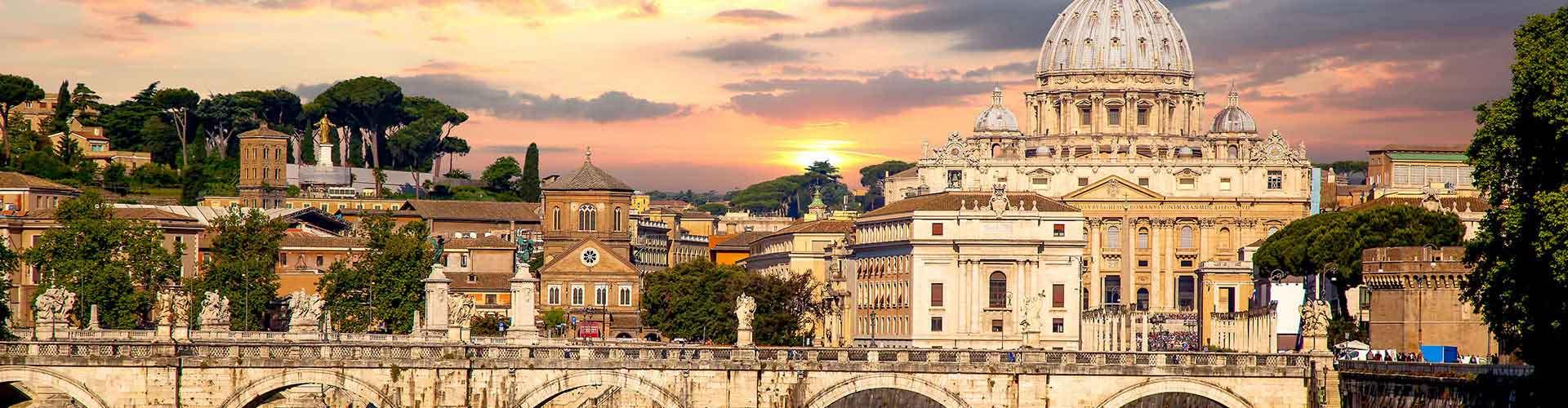 Roma – Albergues em Roma. Mapas para Roma, Fotos e Avaliações para cada Albergue em Roma.