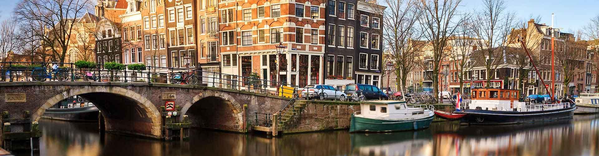 Amsterdam – Albergues em Amsterdam. Mapas para Amsterdam, Fotos e Avaliações para cada Albergue em Amsterdam.