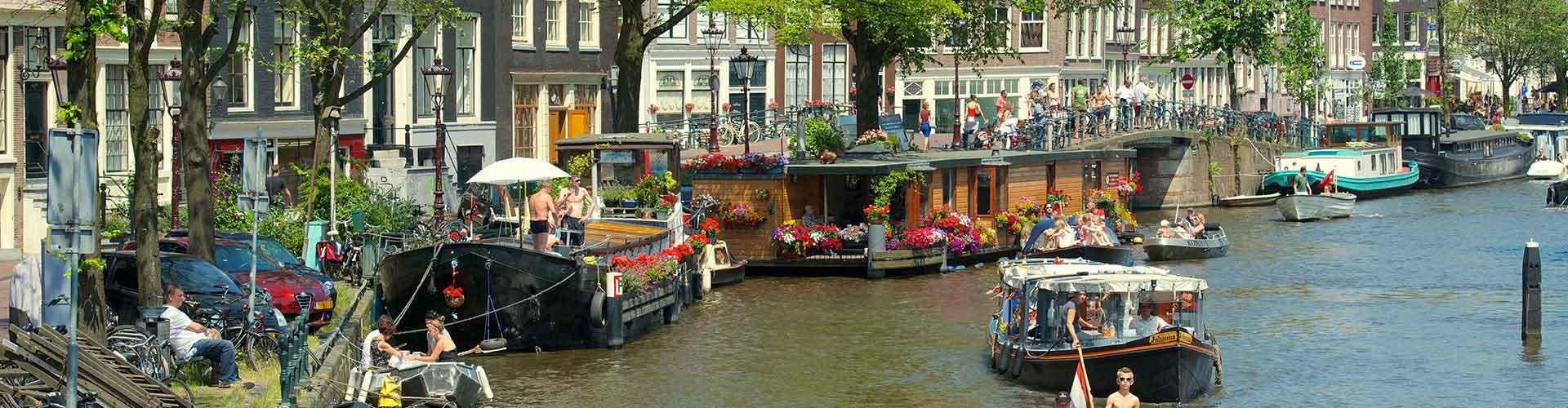 Amsterdam – Albergues no bairro de Amsterdam Centrum . Mapas para Amsterdam, Fotos e Avaliações para cada Albergue em Amsterdam.