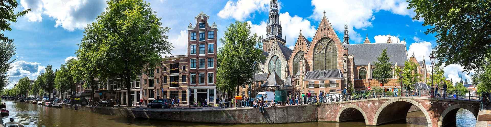 Amsterdam – Albergues próximos a Oude Kerk. Mapas para Amsterdam, Fotos e Avaliações para cada Albergue em Amsterdam.