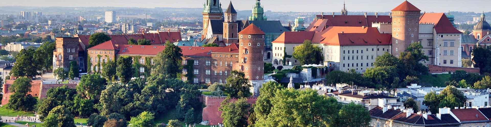 Cracóvia – Apartamentos em Cracóvia. Mapas para Cracóvia, Fotos e Avaliações para cada Apartamento em Cracóvia.