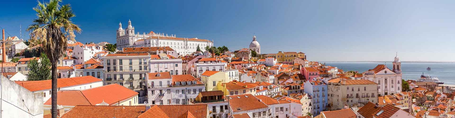 Lisboa – Albergues no bairro de Alfama . Mapas para Lisboa, Fotos e Avaliações para cada Albergue em Lisboa.