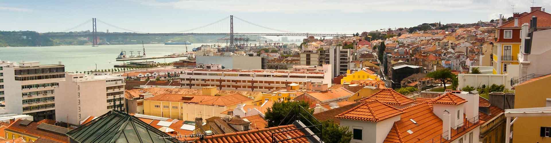 Lisboa – Albergues no bairro de Bairro Alto . Mapas para Lisboa, Fotos e Avaliações para cada Albergue em Lisboa.