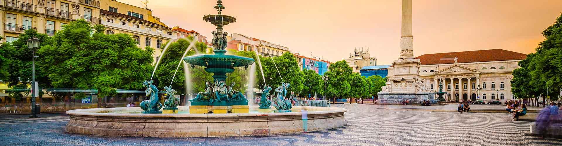 Lisboa – Albergues no bairro de Baixa . Mapas para Lisboa, Fotos e Avaliações para cada Albergue em Lisboa.