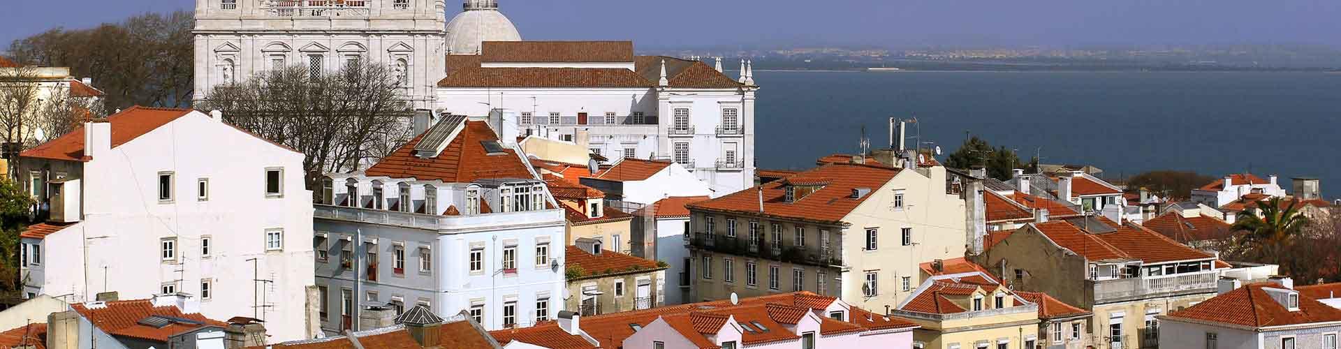 Lisboa – Albergues no bairro de Centro . Mapas para Lisboa, Fotos e Avaliações para cada Albergue em Lisboa.