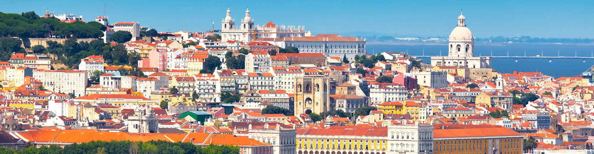 Lisboa – Albergues próximos a Centro. Mapas para Lisboa, Fotos e Avaliações para cada Albergue em Lisboa.