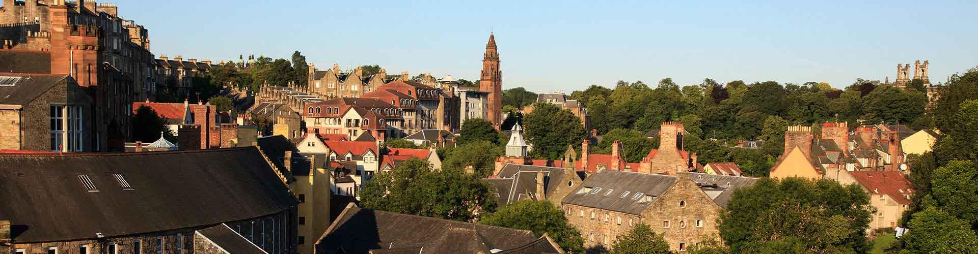 Edimburgo – Albergues no bairro de Dean Aldeia . Mapas para Edimburgo, Fotos e Avaliações para cada Albergue em Edimburgo.