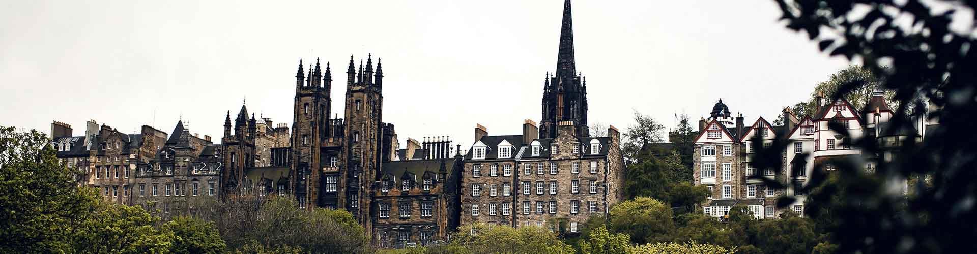 Edimburgo – Albergues no bairro de Cidade Velha . Mapas para Edimburgo, Fotos e Avaliações para cada Albergue em Edimburgo.