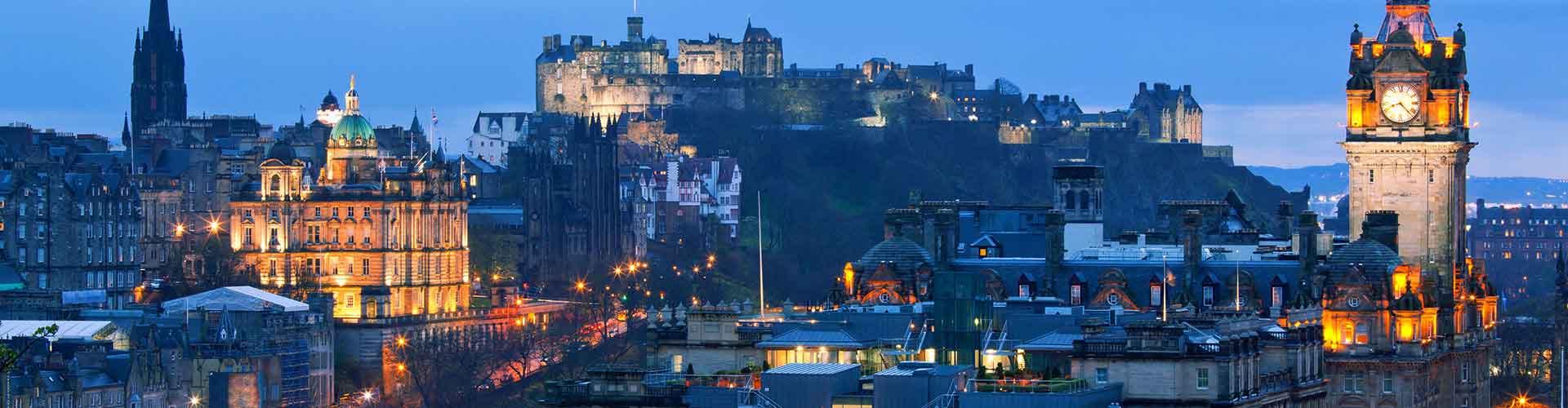 Edimburgo – Albergues em Edimburgo. Mapas para Edimburgo, Fotos e Avaliações para cada Albergue em Edimburgo.