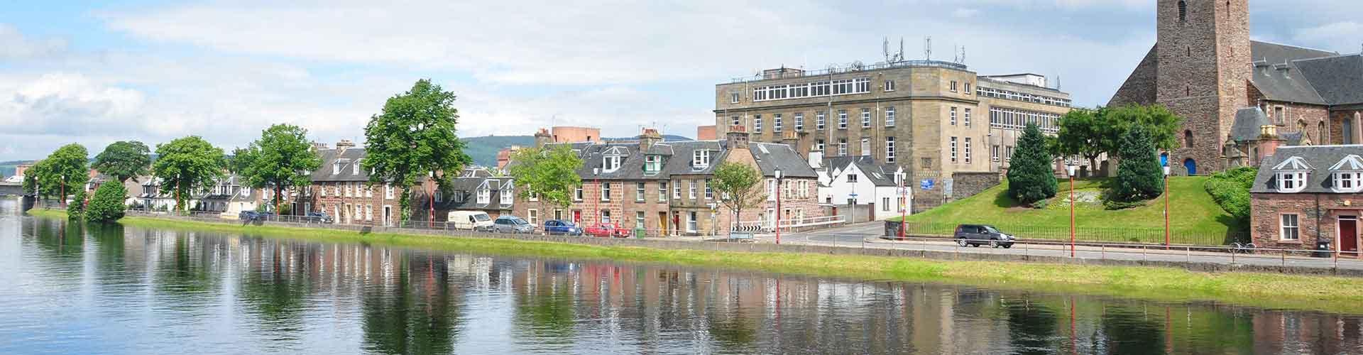 Inverness – Albergues em Inverness. Mapas para Inverness, Fotos e Avaliações para cada Albergue em Inverness.