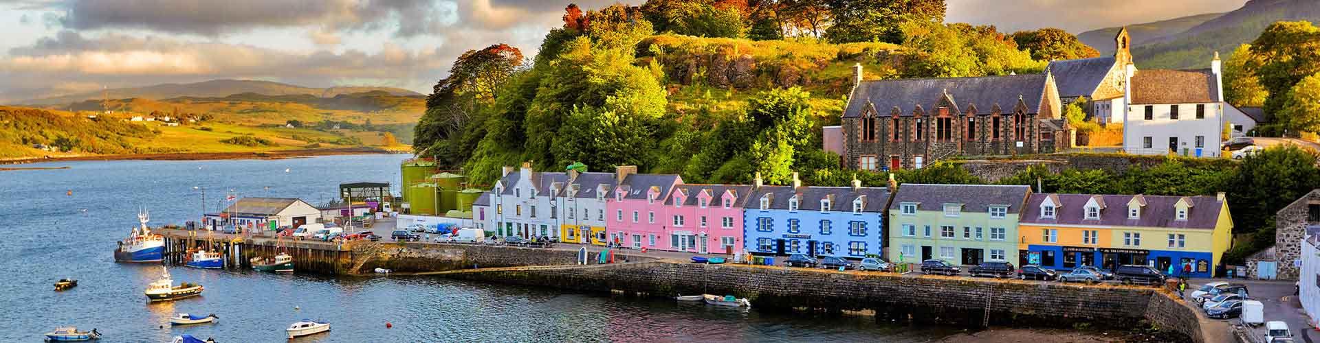 Isle of Skye – Albergues em Isle of Skye. Mapas para Isle of Skye, Fotos e Avaliações para cada Albergue em Isle of Skye.