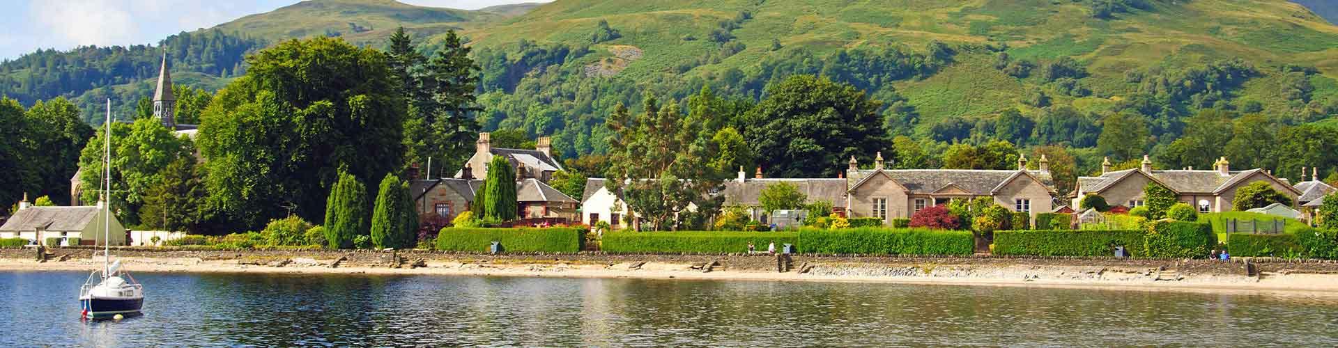 Loch Lomond – Albergues em Loch Lomond. Mapas para Loch Lomond, Fotos e Avaliações para cada Albergue em Loch Lomond.