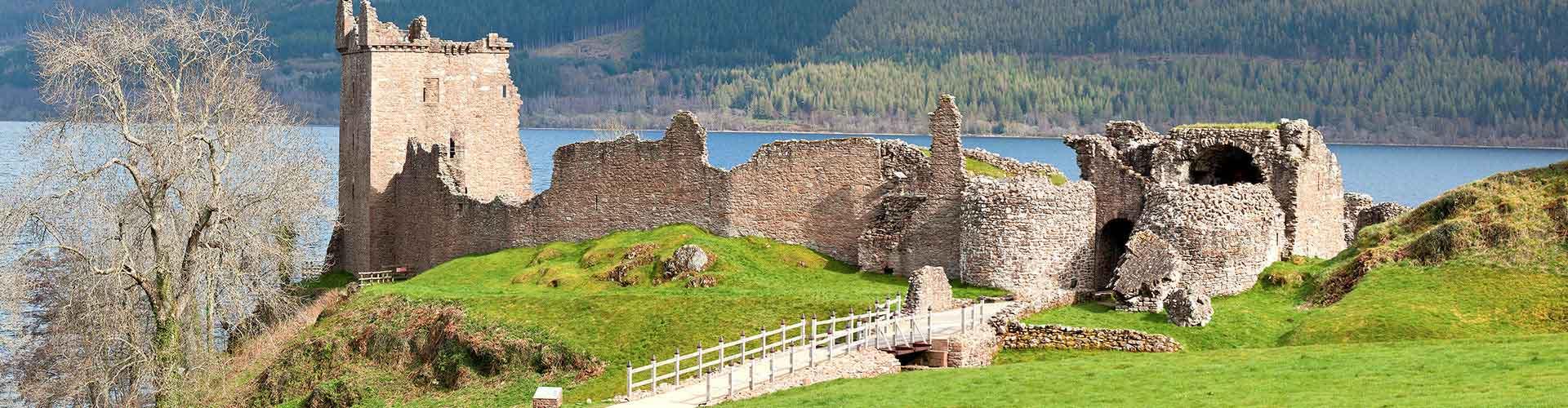 Loch Ness – Albergues em Loch Ness. Mapas para Loch Ness, Fotos e Avaliações para cada Albergue em Loch Ness.