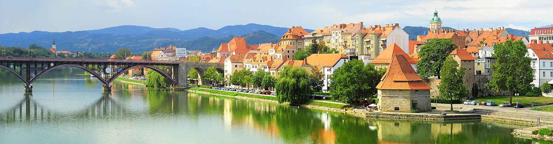 Maribor – Albergues em Maribor. Mapas para Maribor, Fotos e Avaliações para cada Albergue em Maribor.