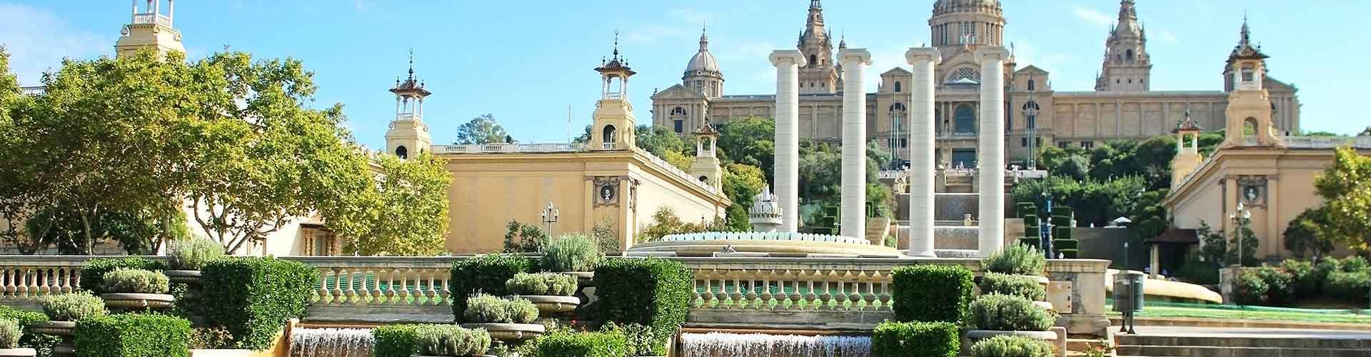 Barcelona – Albergues no bairro de Badal . Mapas para Barcelona, Fotos e Avaliações para cada Albergue em Barcelona.