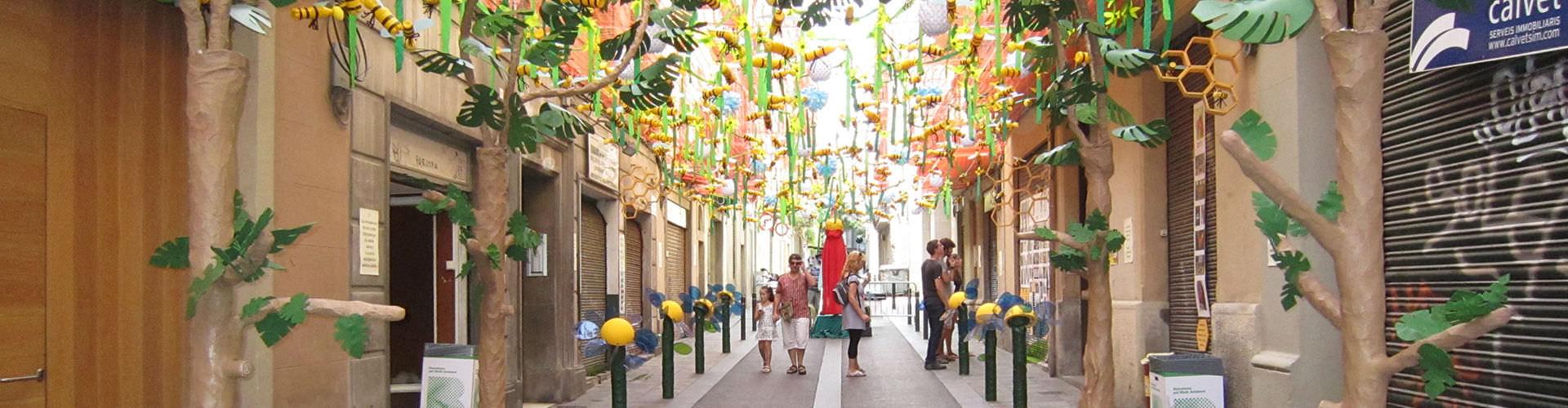Barcelona – Albergues no bairro de Gràcia . Mapas para Barcelona, Fotos e Avaliações para cada Albergue em Barcelona.