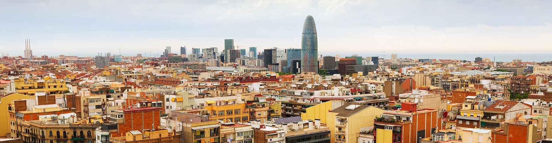 Barcelona – Albergues no bairro de Sagrada Família . Mapas para Barcelona, Fotos e Avaliações para cada Albergue em Barcelona.