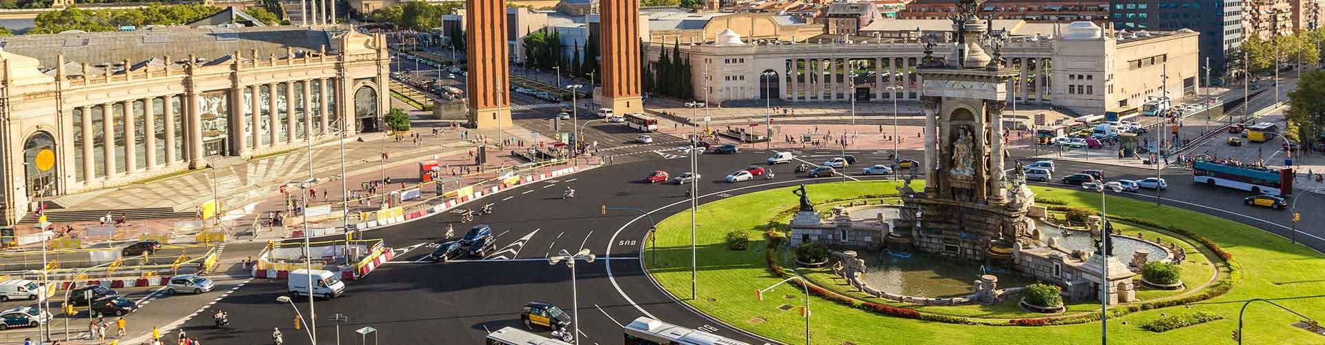 Barcelona – Albergues próximos a Centro. Mapas para Barcelona, Fotos e Avaliações para cada Albergue em Barcelona.