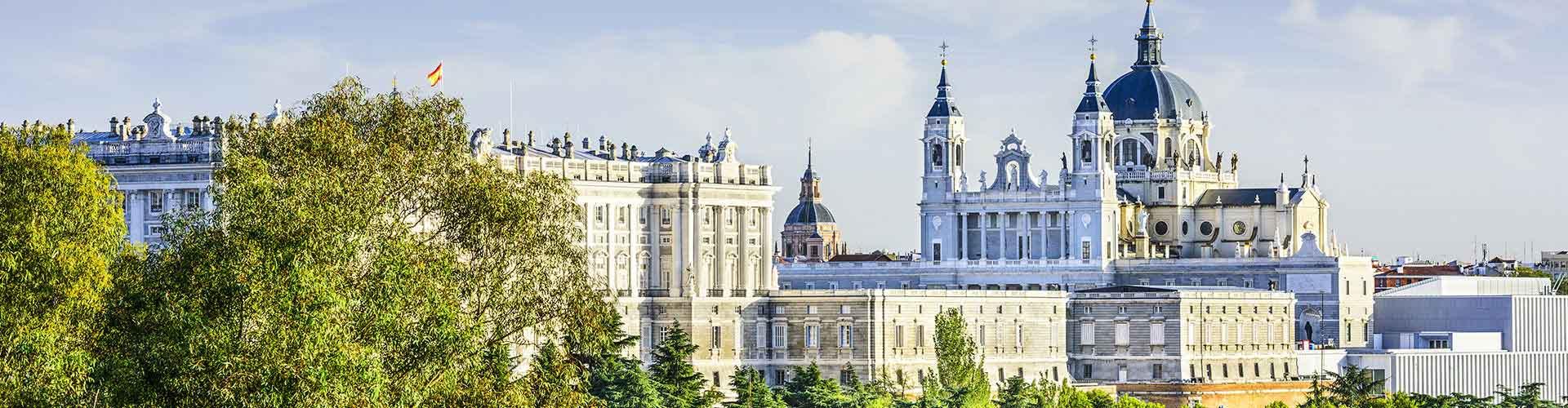 Madri – Albergues em Madri. Mapas para Madri, Fotos e Avaliações para cada Albergue em Madri.