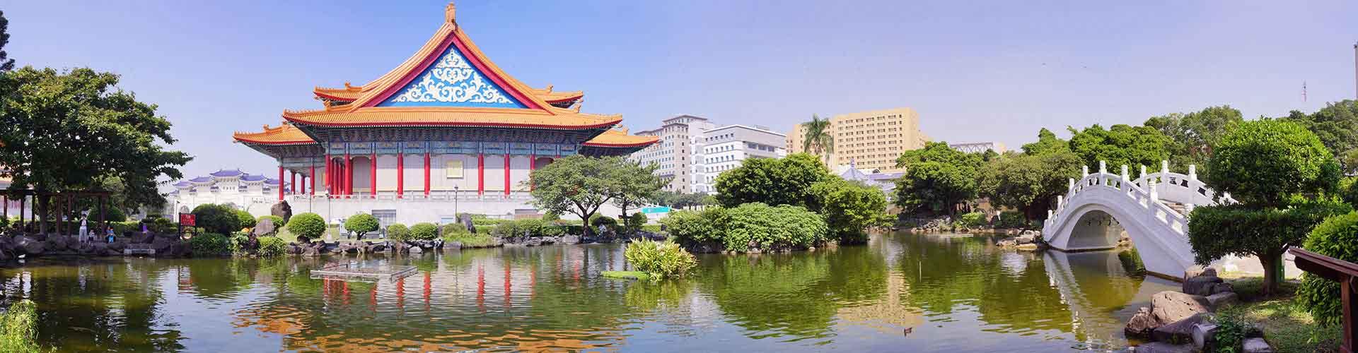 Taipei – Albergues em Taipei. Mapas para Taipei, Fotos e Avaliações para cada Albergue em Taipei.