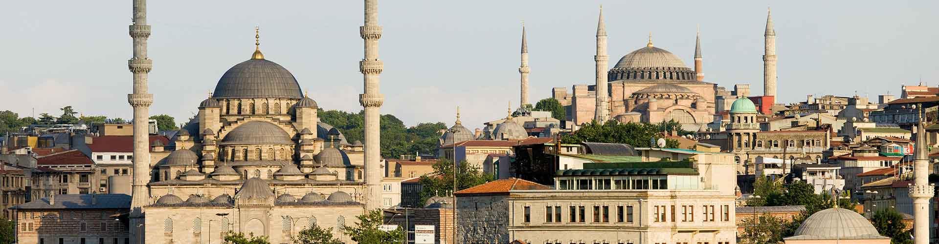 Istambul – Albergues em Istambul. Mapas para Istambul, Fotos e Avaliações para cada Albergue em Istambul.