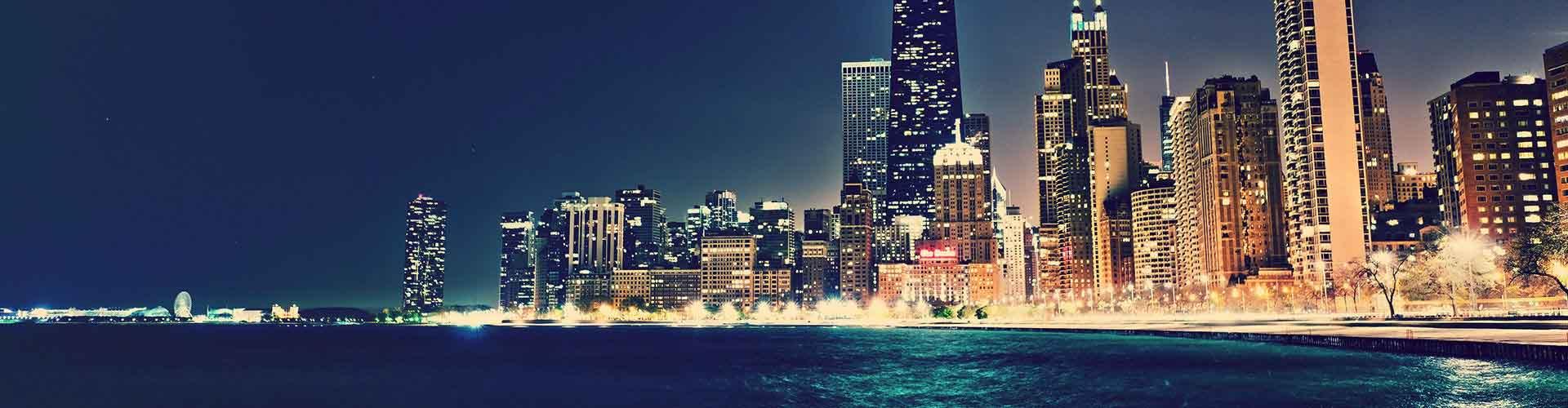 Chicago – Albergues em Chicago. Mapas para Chicago, Fotos e Avaliações para cada Albergue em Chicago.